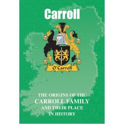 CARROLL CLAN BOOK