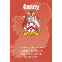 CASEY CLAN BOOK