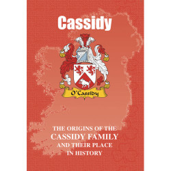 CASSIDY CLAN BOOK