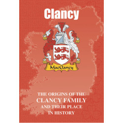 CLANCY CLAN BOOK