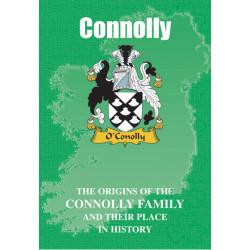 CONNOLLY CLAN BOOK