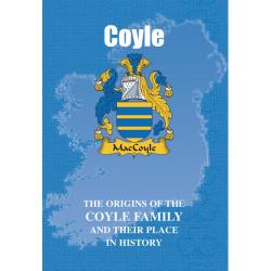COYLE CLAN BOOK
