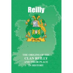 REILLY CLAN BOOK