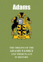 ADAMS FAMILY BOOK