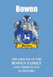 BOWEN FAMILY BOOK