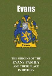 EVANS FAMILY BOOK