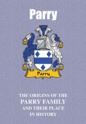 PARRY FAMILY BOOK