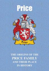 PRICE FAMILY BOOK