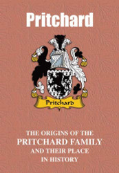 PRITCHARD FAMILY BOOK