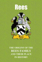 REES FAMILY BOOK