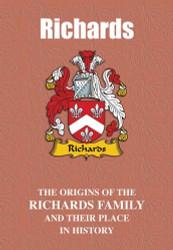 RICHARDS FAMILY BOOK