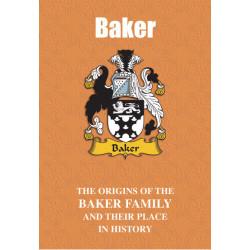 BAKER FAMILY BOOK