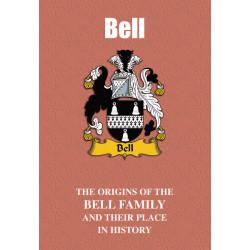 BELL FAMILY BOOK