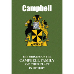 CAMPBELL FAMILY BOOK