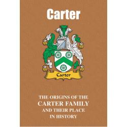 CARTER FAMILY BOOK