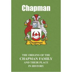 CHAPMAN FAMILY BOOK