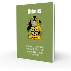 Adams – Welsh Surname