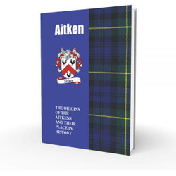 Aitken – Scottish Surname