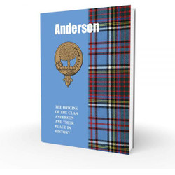 Anderson – Scottish Surname