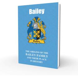 Bailey – English Surname