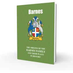 Barnes – English Surname
