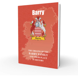 Barry – Irish Surname