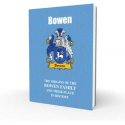Bowen – Welsh Surname