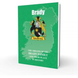 Brady – Irish Surname