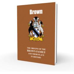 Brown – English Surname