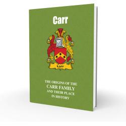 Carr – English Surname