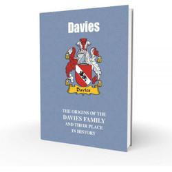 Davies – Welsh Surname