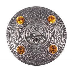 Plaid Brooch Irish Clan Crest