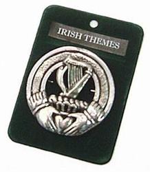 Cap Badge Irish Clan Crest