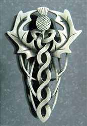 Thistle and Knotwork