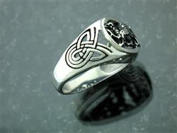 Welsh Dragon Ring