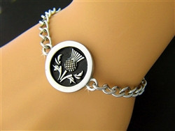 Thistle Bracelet