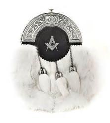 Masonic Dress Sporran Rabbit