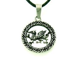 Welsh Dragon Pendant