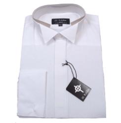 Plain Wing Collar Shirt