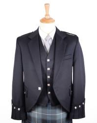Wool Argyll Jacket & Vest