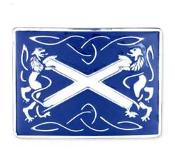Kilt Belt Buckle 1 Blue