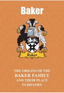 English Family Name Books