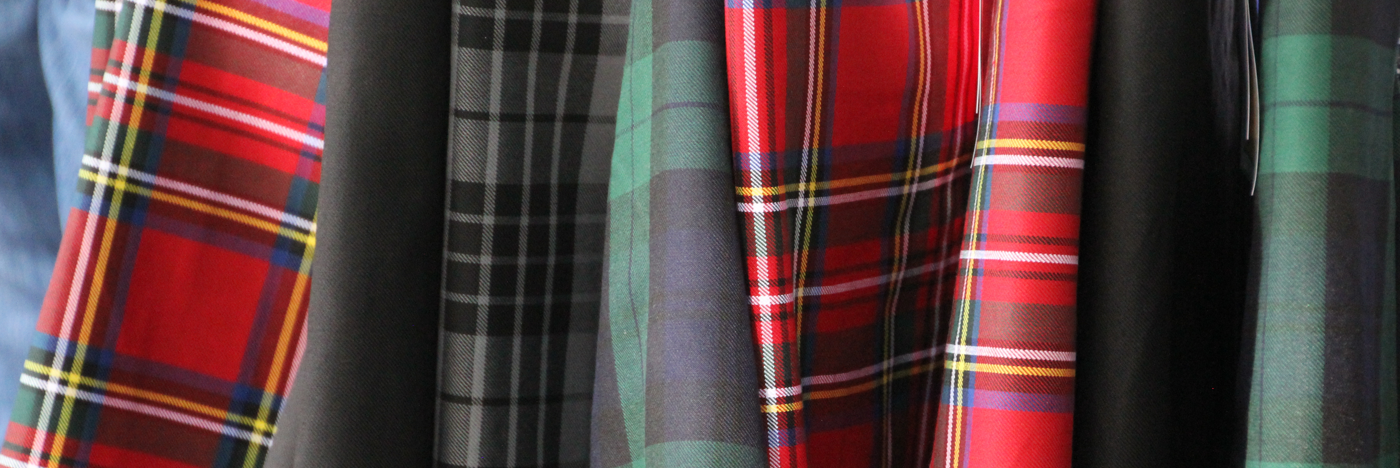 FIND YOUR TARTAN The Ultimate Guide For Tracing your Family Heritage and Colors