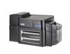 ID Card Printer - Fargo DTC1500- Single Sided with USB and Ethernet