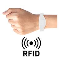 Proximity Access Control Bracelets