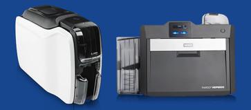 Zebra vs. Fargo ID Badge Printers