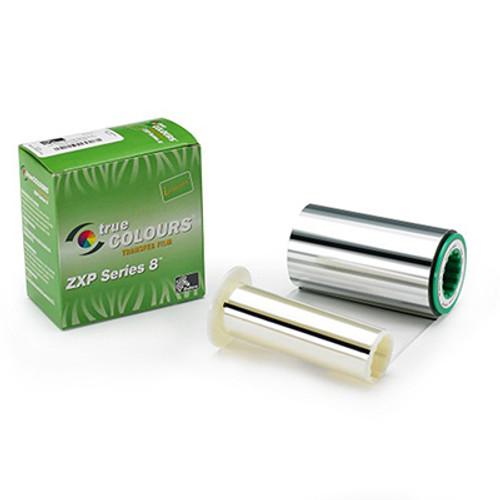Zebra Transfer Film for ZXP 8 and ZXP 9 printers, item 800012-601