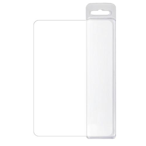 clear rigid hard plastic side-grip card holder for vertical cards