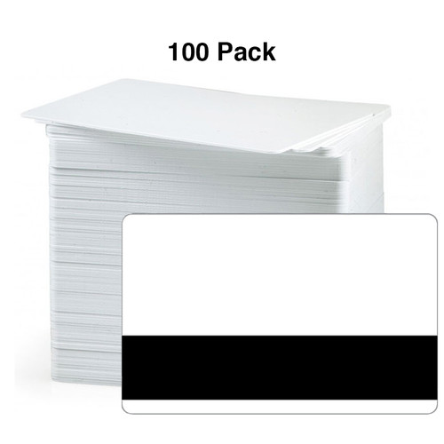 60/40 pvc pet composite blank card with bar code mask
