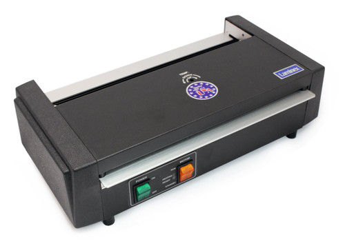 lx1200 laminator 12 inches wide for document and pouch lamination